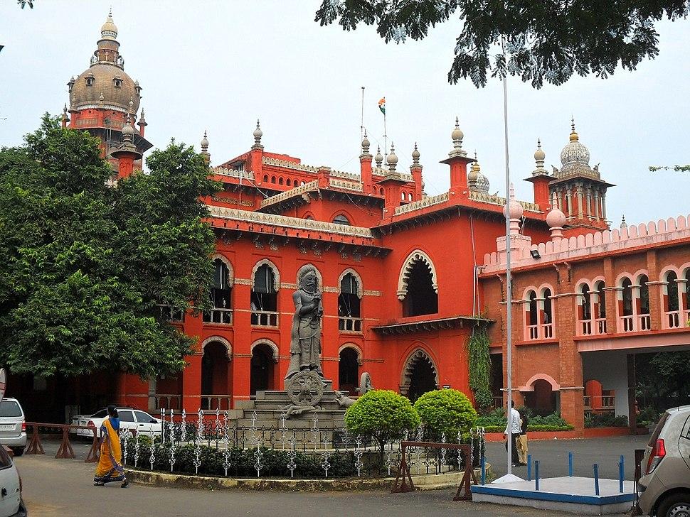 A building in Chennai
