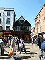 A busy scene in Cornmarket Street - geograph.org.uk - 2427448.jpg