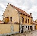 A house at Blahoslavova St, Třebíč, Czech Republic.jpg