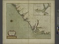 A new mapp of CAROLINA; A large draught of Ashly and Coopers River. NYPL1640624.tiff