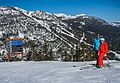 A short visit to Rossland BC, and the Red Mountain Ski Resort - Robin & Kim - Granite Mtn behind - (19511570610).jpg