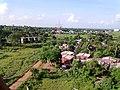 A view from Parabartak flats 6th floor - Bamunara - panoramio.jpg