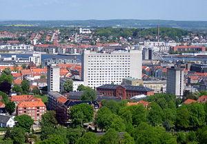 Aalborg University Hospital - Aalborg Hospital, Section North