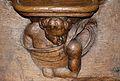 Abbaye Saint-Pierre-sur-Dives miséricorde 10.JPG