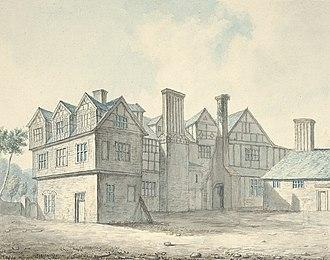 John Ingleby (painter) - Image: Abervechan rear, 1796