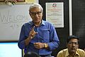 Abhoy Nath Ganguly Addresses - Opening Ceremony - PAD 4th Free Short Term Course on Photoshop - Kolkata 2017-03-04 5687.JPG
