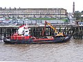 Abigail H awaiting low tide - geograph.org.uk - 1030811.jpg