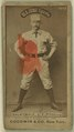 Abner Dalrymple, Pittsburgh Alleghenys, baseball card portrait LCCN2007686925.tif