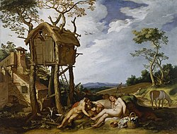 Abraham Bloemaert: Parable of the Wheat and the Tares