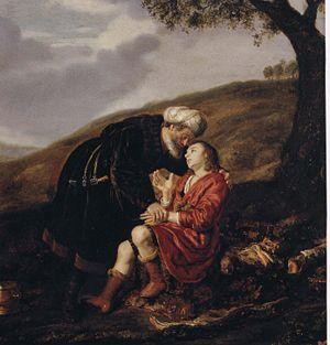 Jan Victors - Image: Abraham and Isaac before the Sacrifice, Jan Victors, 1642