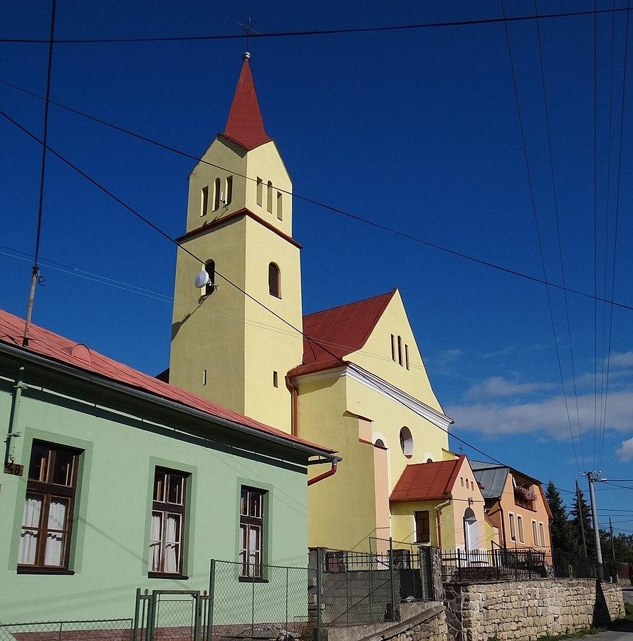 Abrahámovce, Kežmarok District
