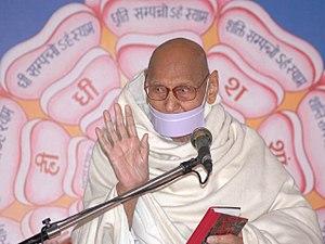 Jain schools and branches - Svetambara Jain monk