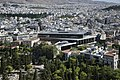 Acropolis museum seen from Acropolis 2017.jpg
