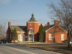 National Register of Historic Places listings in Pontotoc County, Oklahoma - Image: Ada Arts Heritage