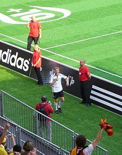 Adidas-Arena Oliver Pocher