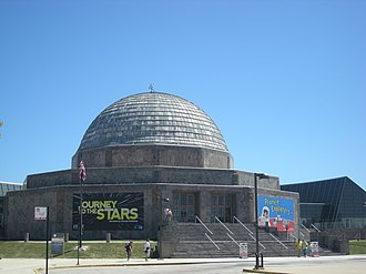 Near South Side, Chicago - Adler Planetarium