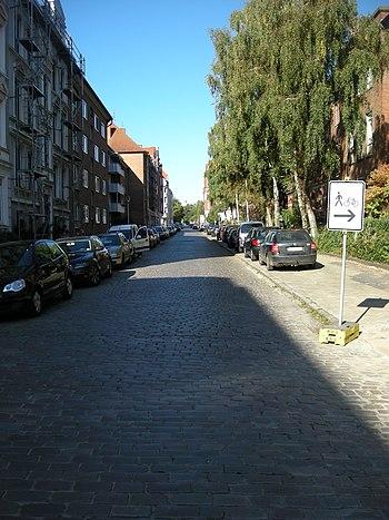 Adolfstraße Kiel Germany Granitpflasterstraße.jpg