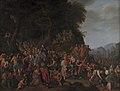 Adriaen van Nieulandt - Christ's Entry into Jerusalem - KMSsp256 - Statens Museum for Kunst.jpg