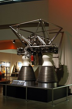 Aerojet-General LR87 rocket engine.jpg