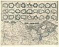 Afbeelding van alle Nederlandse vestingsteden die in 1672 veroverd werden - Dutch fortified cities taken in 1672.jpg