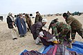 Afghan army, police assist northern Afghan village humanitarian assistance mission provides needed relief, medical supplies DVIDS144980.jpg