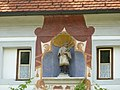 Aggsbach Dorf Hauptstr Johannes Nepomuk.jpg