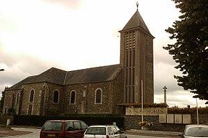 Agneaux - Saint-Jean-Baptiste church