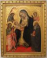 Agnolo gaddi, madonna col bambino e santi, 1380-90 ca.JPG