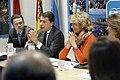 Aguirre, González y Fernández-Lasquetty reunidos en Comité regional del Partido Popular (9 de enero de 2013).jpg