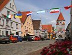 Aichach - Stadtplatz - Niemcy