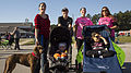 Ainsley's Angels brings thrill of competition to disabled youth 141017-M-IY869-059.jpg