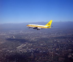 Air Cal jet over Orange County.jpg