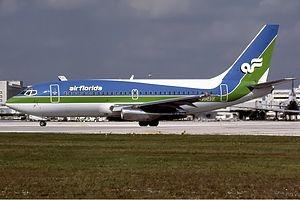 Air Florida - Boeing 737-200