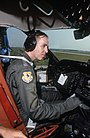 Air Force Chief of Staff General Larry D. Welch flies an Lockheed C-141 Starlifter.jpg