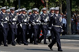Air Gendarmerie Bastille Day 2013 Paris t111405.jpg