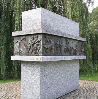 Sint-Oedenrode - Monument to the Dutch
