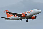 Airbus A319-100 Easyjet G-EZIV - MSN 2565 (10297437766).jpg