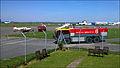 Airport fire truck, Tredogan, Wales, UK.jpg