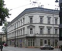 AkademiaSztukTeatralnychIm.StanisławaWyspiańskiego-UlicaStraszewskiego22-POL, Kraków.jpg