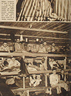 Nazi concentration camps in Norway