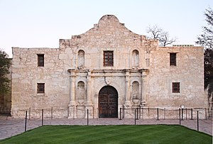 National Register of Historic Places listings in Texas - Image: Alamo 0705