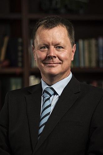 St. Andrew's College, Grahamstown - 19th headmaster, Alan Thompson
