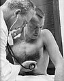 Alan Shepard during preflight medical examination.jpg