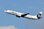 Alaska Airlines, Boeing 737-990, N305AS - SEA (18620355268).jpg