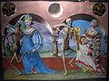 Albrecht kauw, copia della perduta danza macabra di m.manuel del cimitero domenicano di berna (1512-20), 1649, 11.JPG
