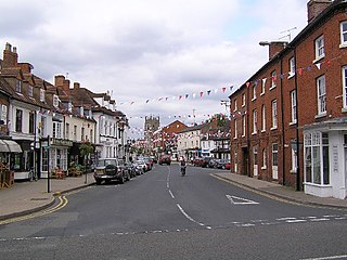 Alcester town