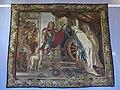 Alessandro taglia il nodo di Gordio di arazziere non identificato, Bruxelles, metà del XVII sec..JPG