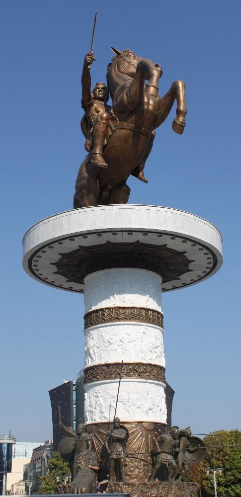 Alexander-Statue-Skopje