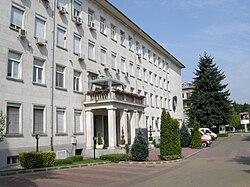 Universitetska Bolnica Aleksandrovska Uikipediya