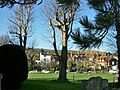 Alfriston from churchyard.JPG